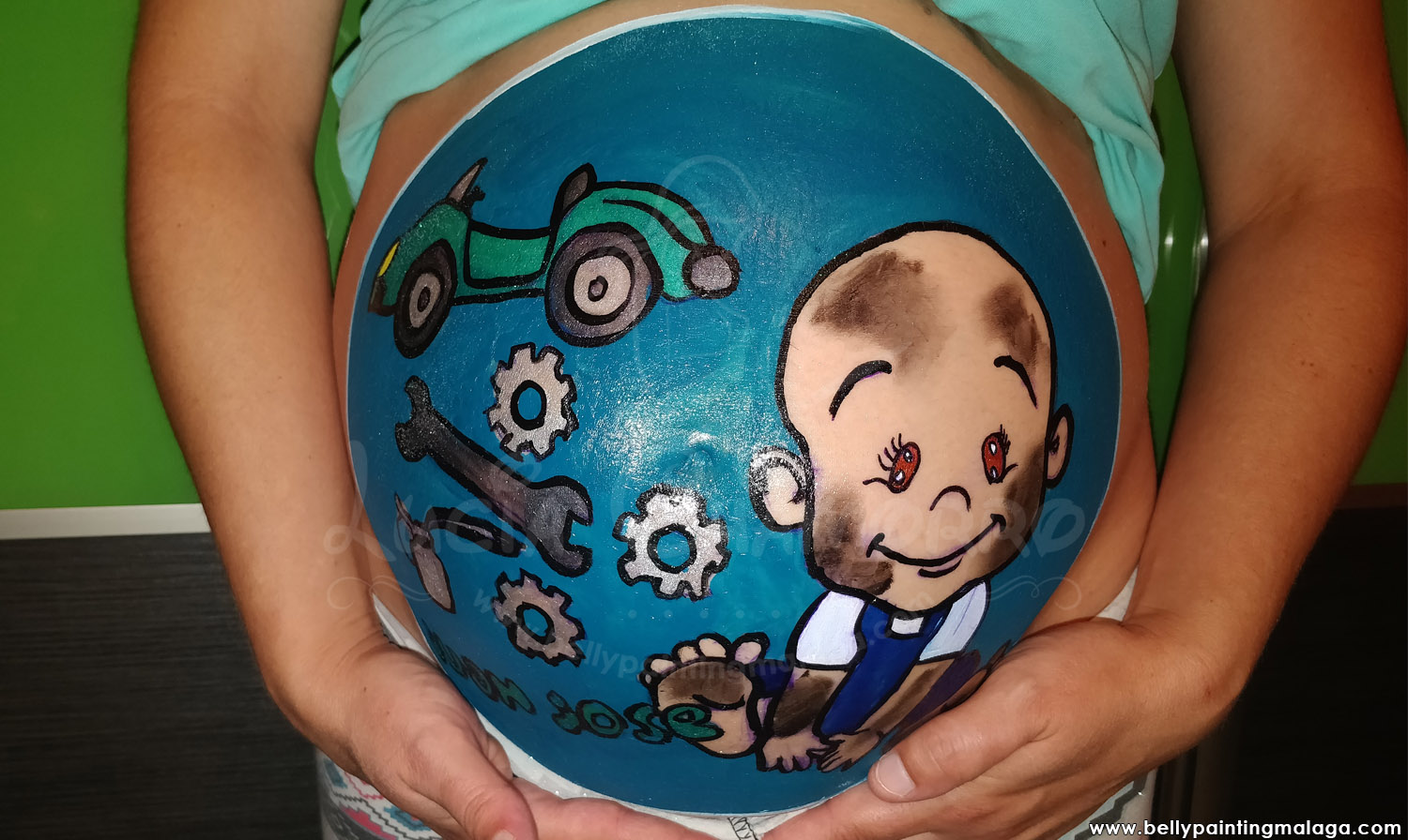 Belly Painting Oficios